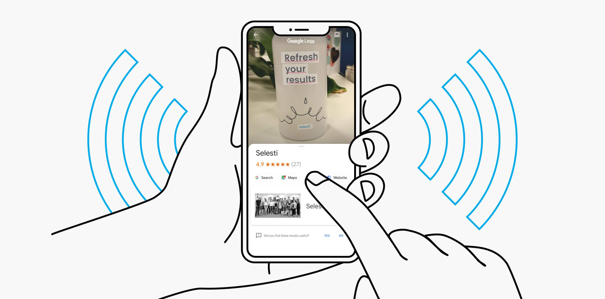 Visual search is the future: Optimising your images for search