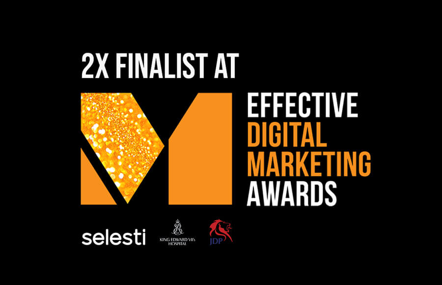 Photo for Selesti twice as effective with two Effective Digital Marketing Award nominations