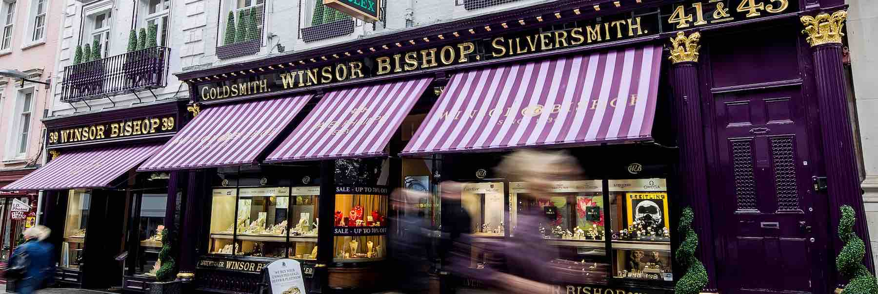 Photo for 767% increase in conversion for luxury jeweller Winsor Bishop